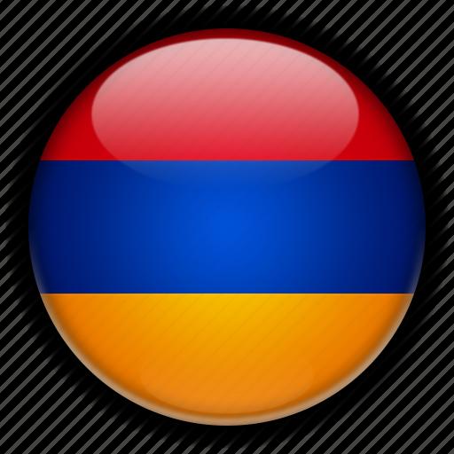 armenia, europe icon