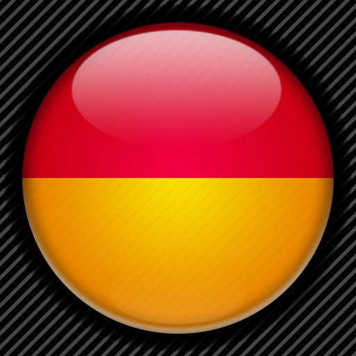 austria, burgenland, europe icon