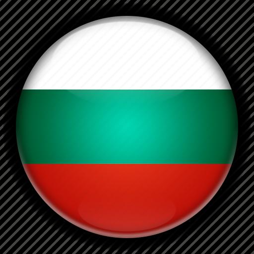 bulgaria, europe icon
