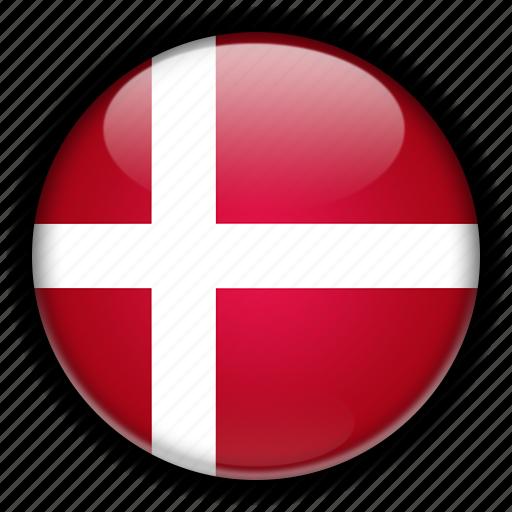 denmark, europe icon