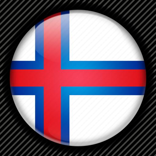 denmark, europe, faroe, islands icon