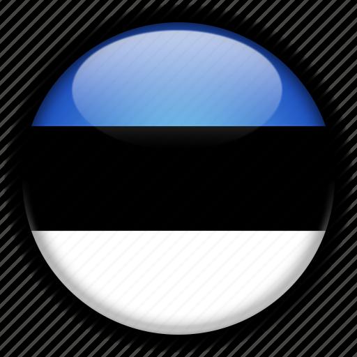 estonia, europe icon