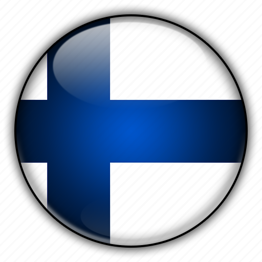 europe, finland icon