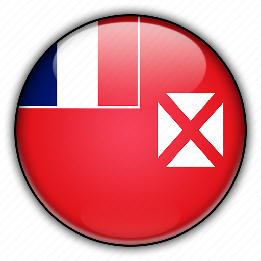 and, europe, france, futuna, wallis icon