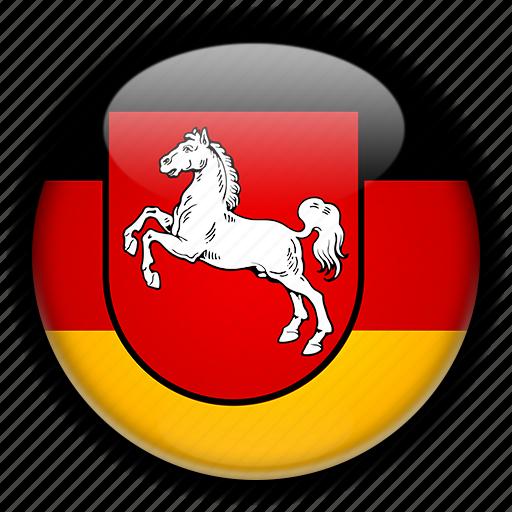 europe, germany, lower, saxony icon