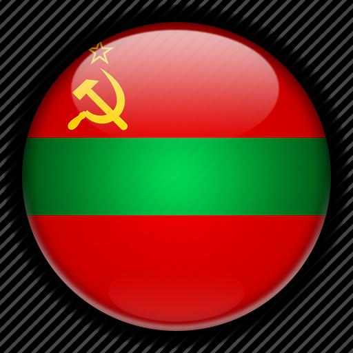europe, italy, transnistria icon