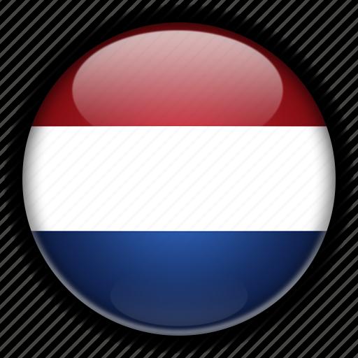 europe, netherlands icon