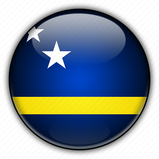 curaao, europe, netherlands icon