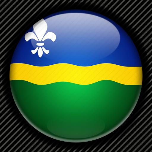 europe, flevolandflag, netherlands icon