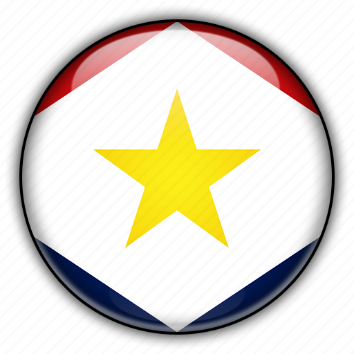 europe, netherlands, saba icon