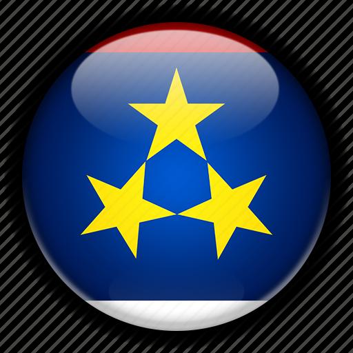 europe, serbia, vojvodina icon