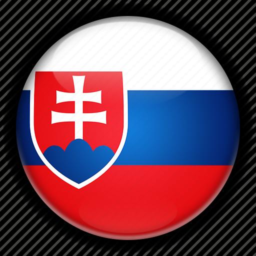 europe, slovakia icon