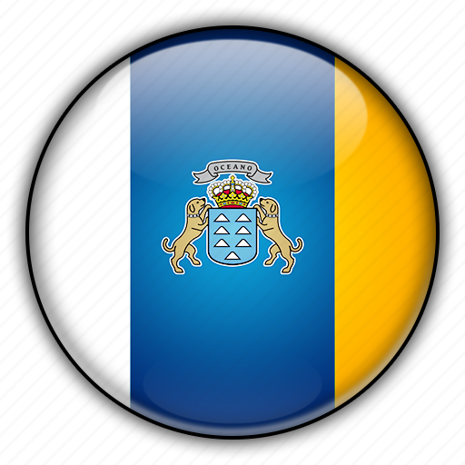 canary, europe, islands, spain icon
