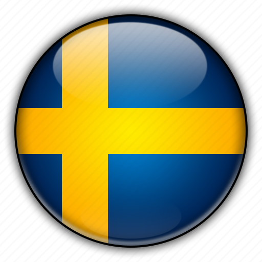 europe, sweden icon