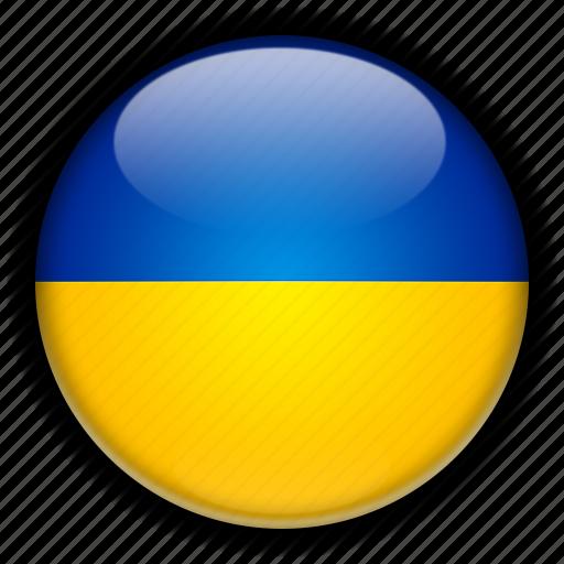 europe, ukraine icon