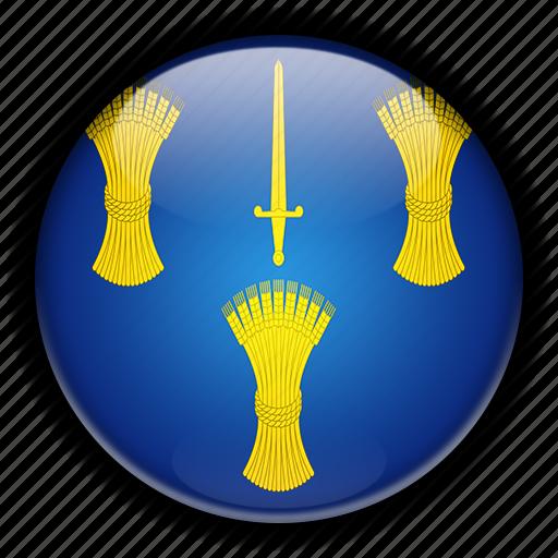 cheshire, england, europe, kingdom, united icon