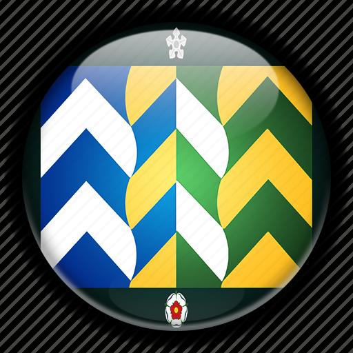 cumbria, england, europe, kingdom, united icon