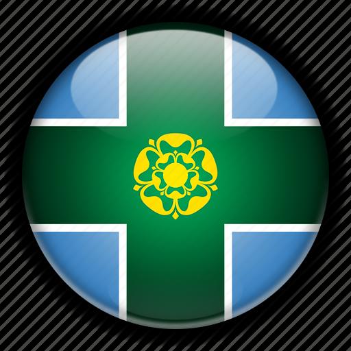 derbyshire, england, europe, kingdom, united icon