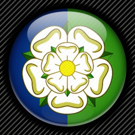 east, england, europe, kingdom, of, riding, united, yorkshire icon