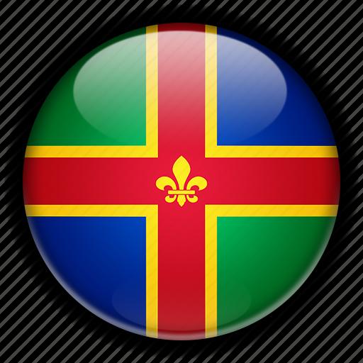 england, europe, kingdom, lincolnshire, united icon