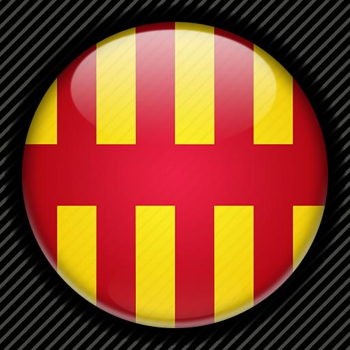 england, europe, kingdom, northumberland, united icon
