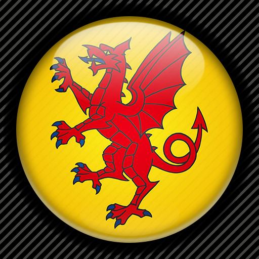 england, europe, kingdom, somerset, united icon