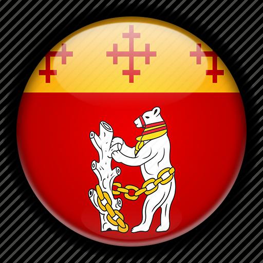 england, europe, kingdom, united, warwickshire icon