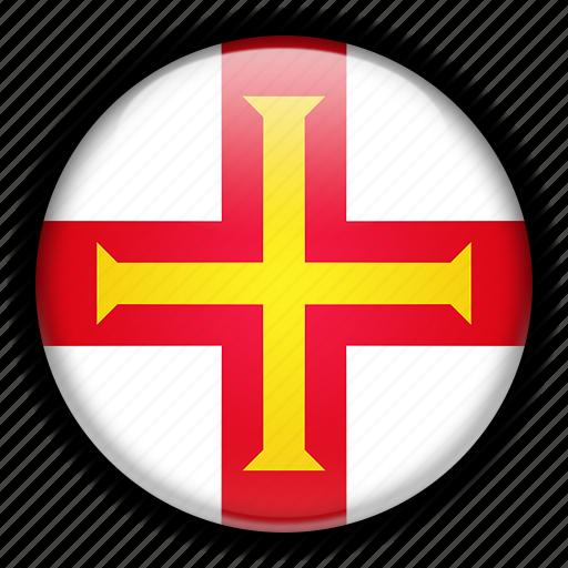 europe, guernsey, kingdom, united icon
