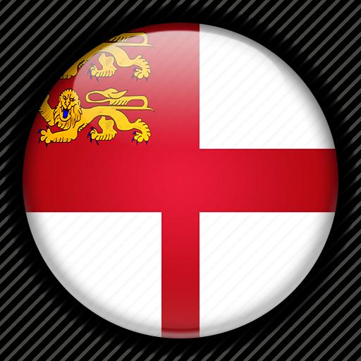 europe, kingdom, sark, united icon