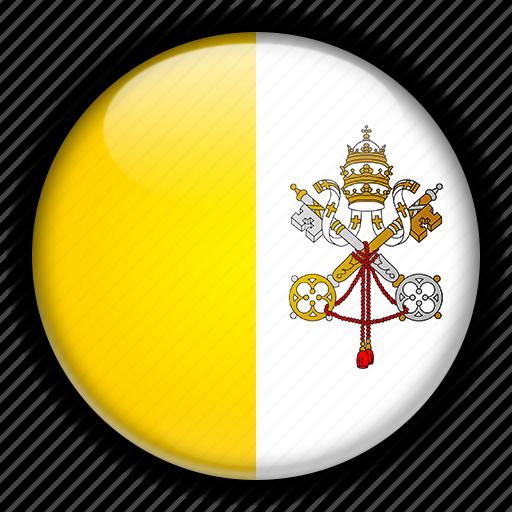 city, europe, vatican icon