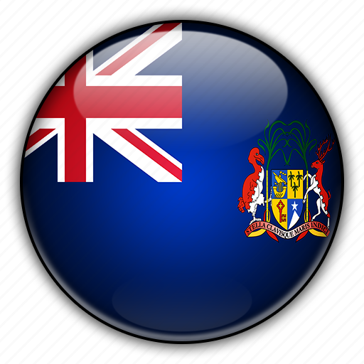 former, mauritius icon