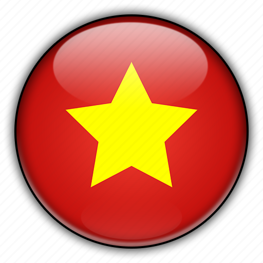 former, north, vietnam icon