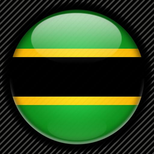former, tanganyika icon