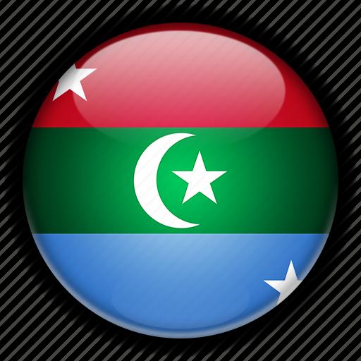 former, republic, suvadive, united icon