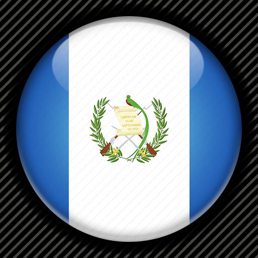 america, guatemala, north icon