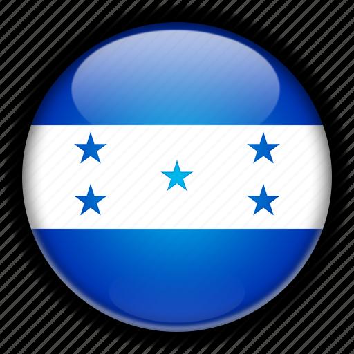 america, honduras, north icon