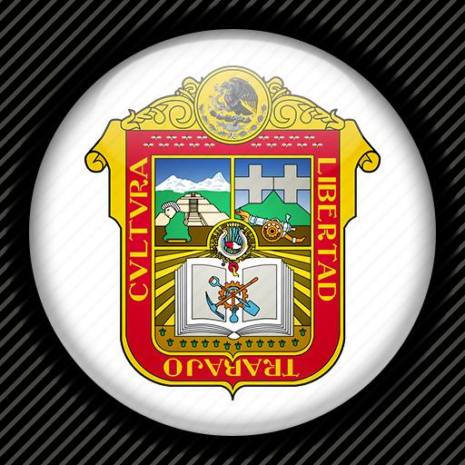 america, mexico, north icon