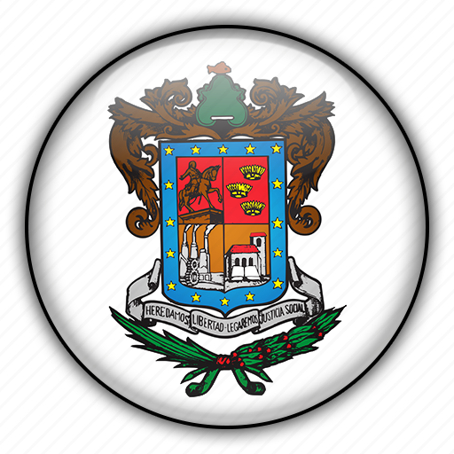 america, mexico, michoacan, north icon