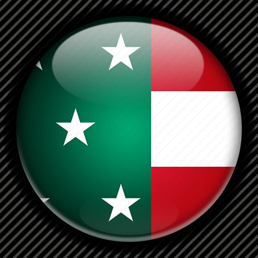 america, mexico, north, yucatan icon