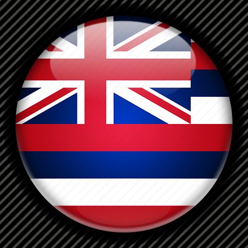 america, hawaii, north, states, united icon