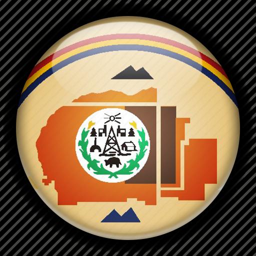 america, native, navajo, north, states, united icon