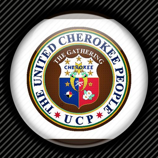 america, native, north, states, ucp, united icon