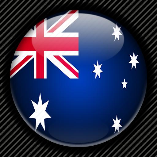 australia, oceania icon