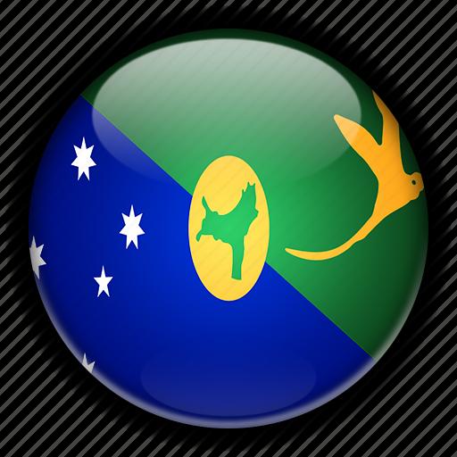 australia, christmas, island, oceania icon