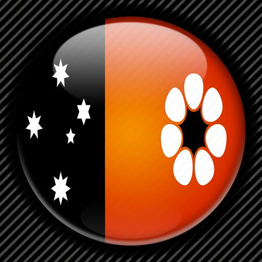 australia, northern, oceania, territory icon
