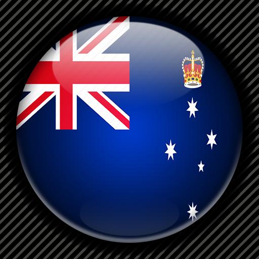 australia, oceania, victoria icon