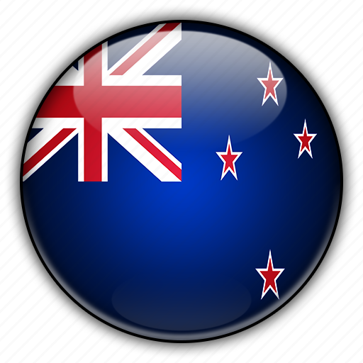 new, oceania, zealand icon