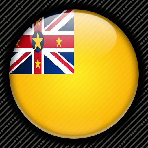 new, niue, oceania, zealand icon