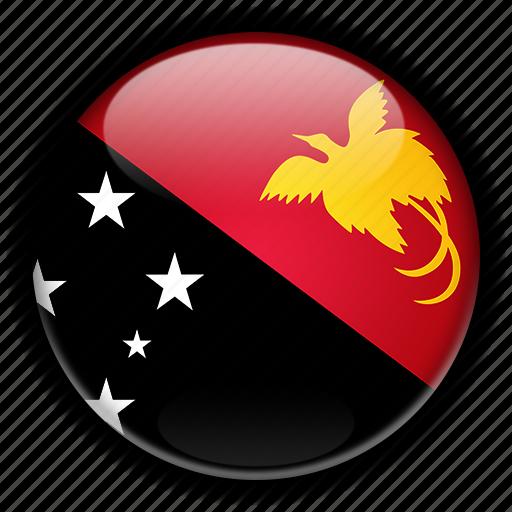 guinea, new, oceania, papua icon