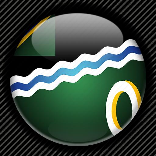 islands, oceania, solomon, western icon